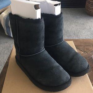 UGG Treadlite Water Resistant Classic II Boots 6